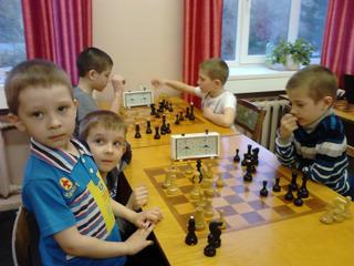 Юношеский шахматный турнир «Весенний марафон»