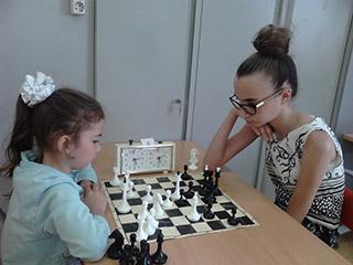 Открытый районный юношеский шахматный турнир